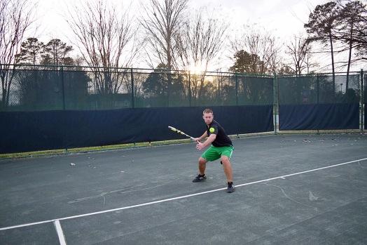 Matt Graham   Graham Slam Tennis